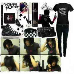 Emo clothing -MEN/BOYS-